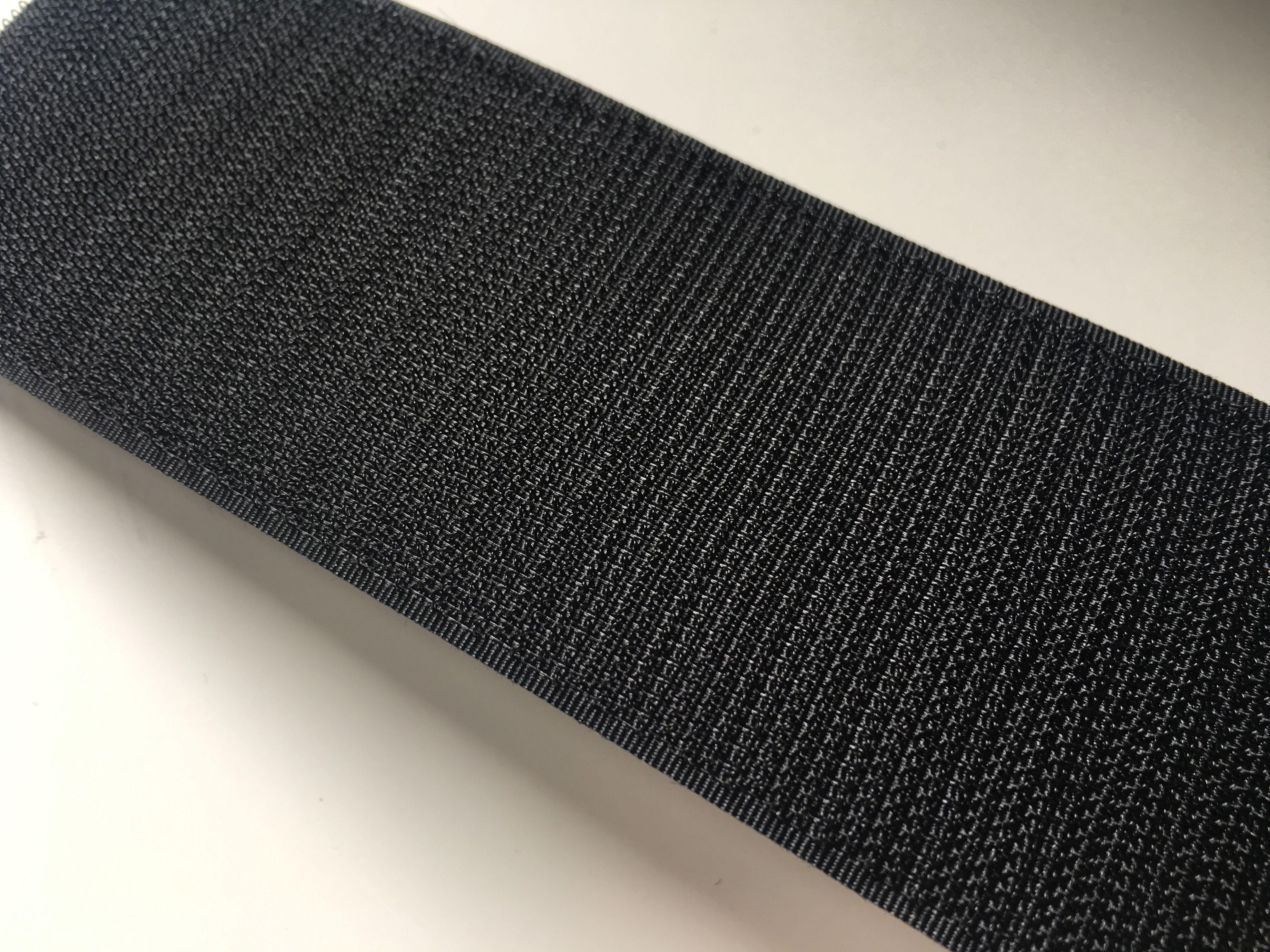 porteame klettband hakenband 50mm zum aufn hen schwarz. Black Bedroom Furniture Sets. Home Design Ideas